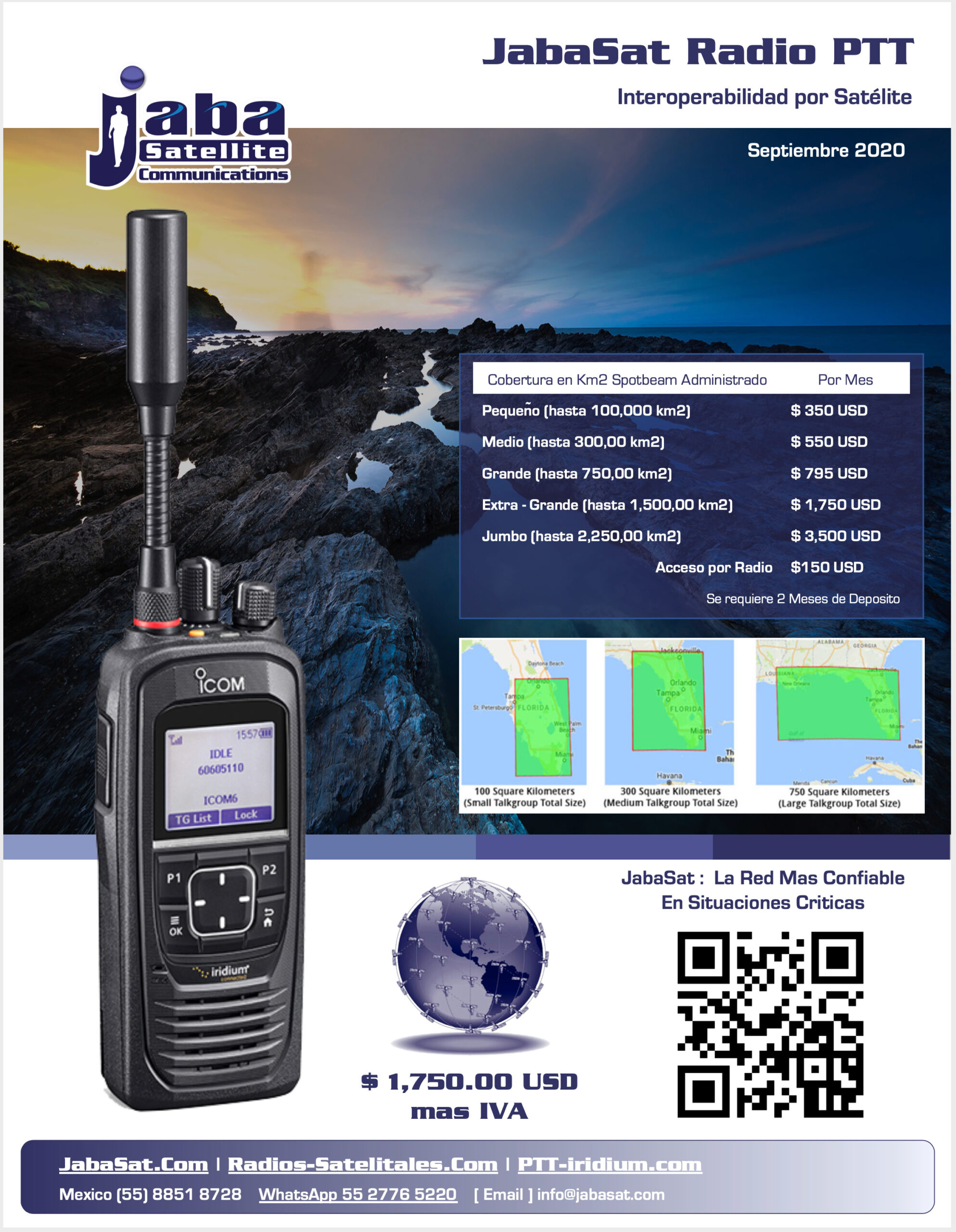 JabaSat IC-SAT100 1